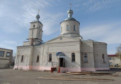 Храм Рождества Пресвятой Богородицы, с Гордеевка