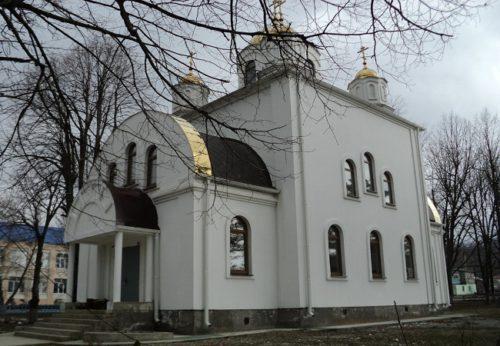 Свято Георгиевский храм, с. Георгиевское, Краснодарский край