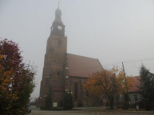 Крестовоздвиженский храм, Рудна, Польша