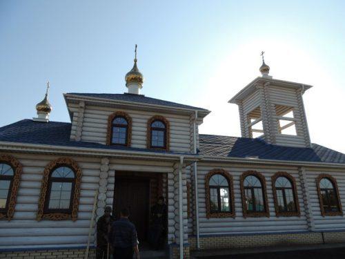 Храм в честь Святых Космы и Домиана