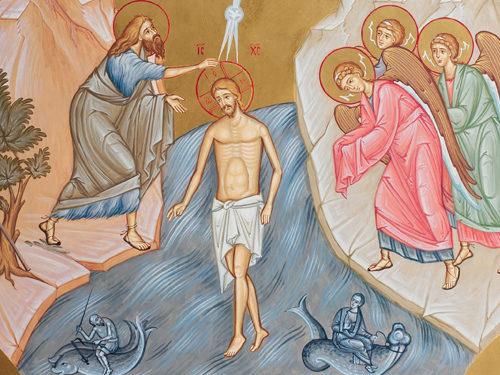 Иконы в иконостас Свято-Вознесенского храма, д. Санино-Русское, г. Москва