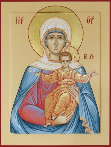 Иконография Богородицы и Спасителя