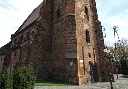 Храм Крестовоздвиженский, Рудна, Польша