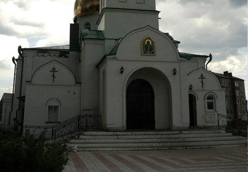 Храма в честь Пророка Божия, Илии