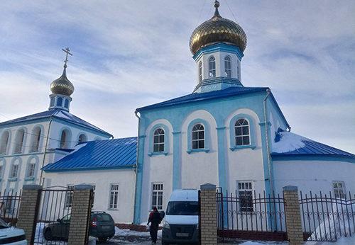 Храма в честь святых Бессребренников Космы и Дамиана, Татарстан