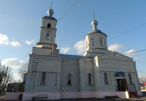 Храма Рождества Пресвятой Богородицы, Брянская обл.