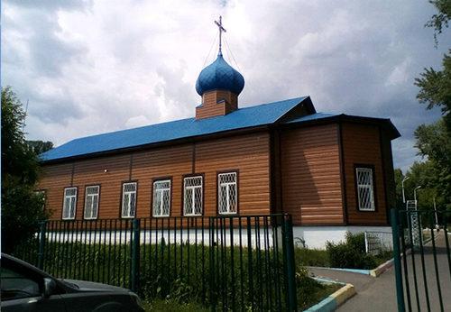 Иконы в иконостас, с. Константиновка, г. Казань