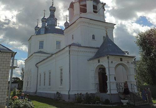 Храм в честь Благовещения Пресвятой Богородицы, г. Сураж, Брянск