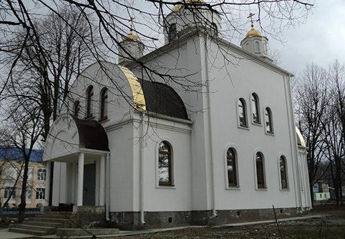Храм Свято-Георгиевский, Краснодарский край